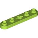 LEGO 6280383 TECHNIC ROTOR - BRIGHT YELLOWISH GREEN