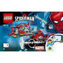 Notice / Instruction Lego Super Heroes 76113