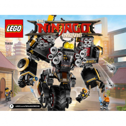 Notice / Instruction Lego Ninjago 70632 notice-instruction-lego-ninjago-70632 ici :
