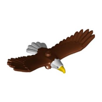 LEGO 6232185 AIGLE - REDDISH BROWN