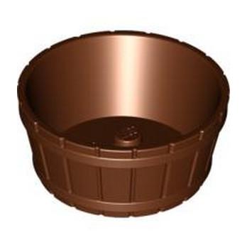 LEGO 4541875 CUVE - REDDISH BROWN lego-4541875-cuve-reddish-brown ici :