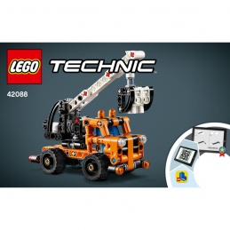 NOTICE / INSTRUCTION LEGO TECHNIC - 42088