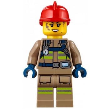 Figurine Lego® City - Pompier