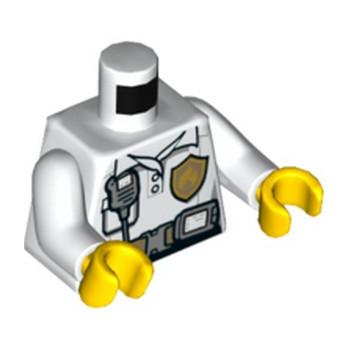 LEGO 6253386 TORSE POMPIER
