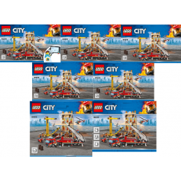 Notice / Instruction Lego  City 60216