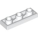 LEGO 6223491 PLATE LISSE 1X3 INV - BLANC