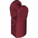 LEGO 6253169 3.2 SHAFT W/3.2 HOLE - NEW DARK RED