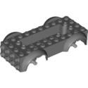 LEGO 6250176 BASE VOITURE - DARK STONE GREY