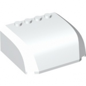 LEGO 4518575 CAPOT 6X5X2 - BLANC lego-6210111-capot-6x5x2-blanc ici :