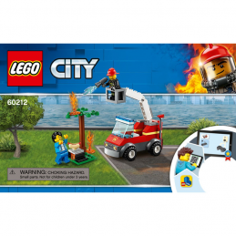 Notice / Instruction Lego  City 60212