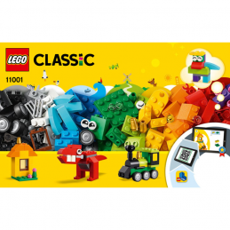 Notice / Instruction Lego Classic 11001