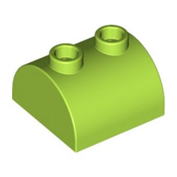 LEGO 6250319 BRIQUE 2X2 - BRIGHT YELLOWISH GREEN lego-6250319-brique-2x2-bright-yellowish-green ici :
