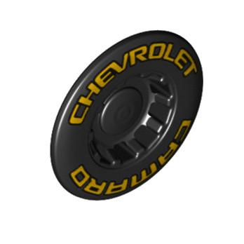 LEGO 6253654 ENJOLIVER - NOIR IMPRIME CHEVROLET