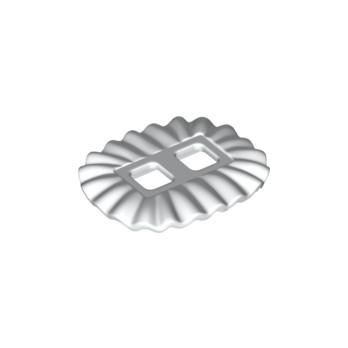 LEGO 6138129 VETEMENT / JUPON - BLANC