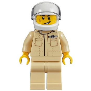 Figurine Lego® Speed Champions - Pilote