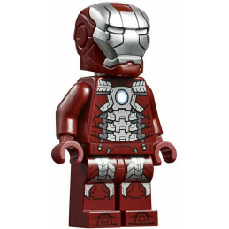 Figurine Lego® Super Heroes Marvel - Iron Man MK5