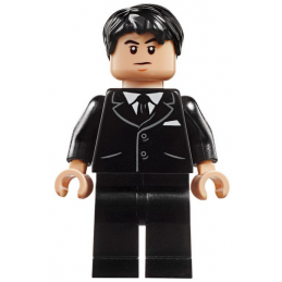 Figurine Lego® Super Heroes Marvel - Happy Hogan