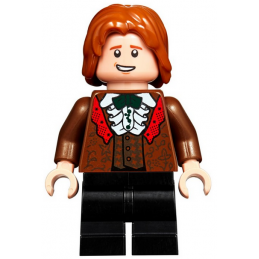 Figurine Lego® Harry Potter - Ron Weasley figurine-lego-harry-potter-ron-weasley ici :