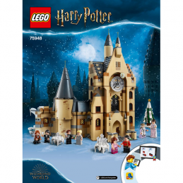 Notice / Instruction Lego Harry Potter  75948 notice-instruction-lego-harry-potter-75948 ici :