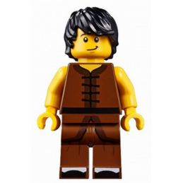 Figurine Lego® Ninjago Movie - Chan Kong-Sang