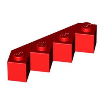 LEGO 6250305 BRIQUE 4X4X1 - ROUGE