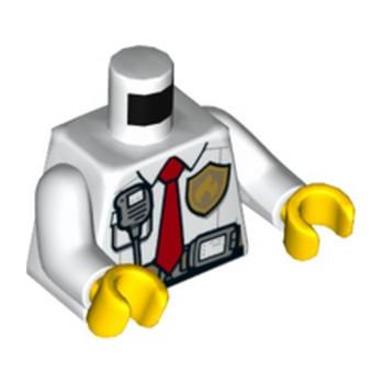 LEGO 6254768 TORSE POMPIER