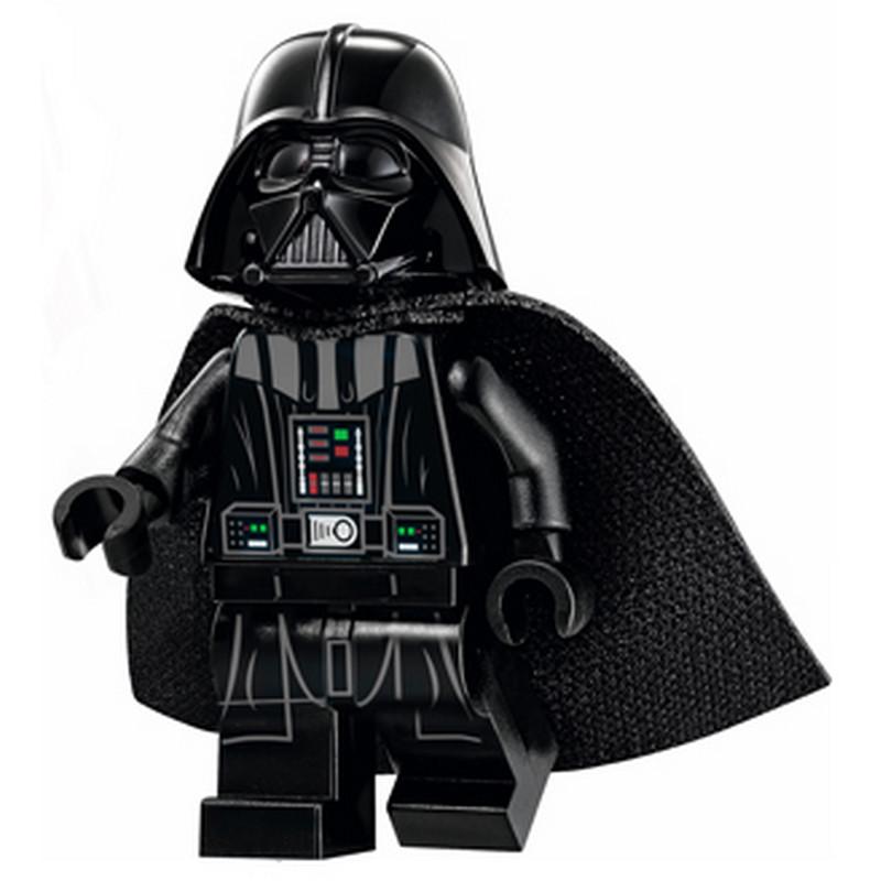 Figurine lego star wars dark vador - Lego star wars avec dark vador ...