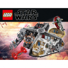 Notice / Instruction Lego Star Wars  75222 notice-instruction-lego-star-wars-75222 ici :