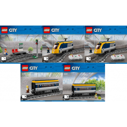 Notice / Instruction Lego City 60197 notice-instruction-lego-city-60197 ici :