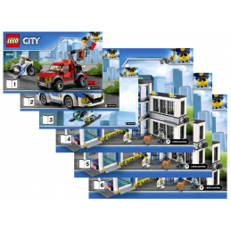 Notice / Instruction Lego City 60141