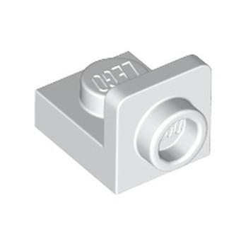 LEGO 6242241 PLATE 1X1 HAUT- BLANC