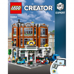 Notice / Instruction Lego Creator 10264
