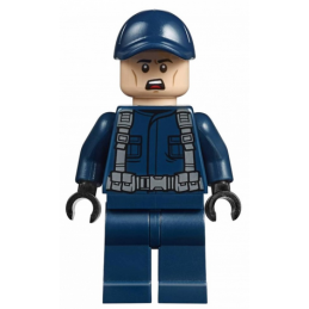 Figurine Lego®  Jurassic World - Pisteur