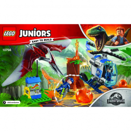 Notice / Instruction Lego Classic 10756 notice-instruction-lego-jurassic-world-10756 ici :