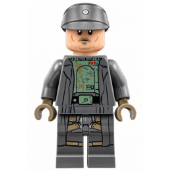 Mini Figurine LEGO® : Star Wars - Tobias Beckett - Imperial Mudtrooper