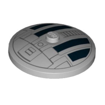 LEGO  6224386 DISQUE 4X4 IMPRIME STAR WARS lego-6224386-disque-4x4-imprime-star-wars ici :
