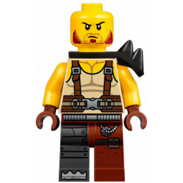 Mini Figurine LEGO® : The lego Movie - Maddox