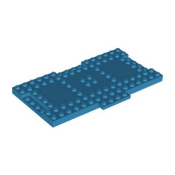 LEGO 6259914 PLATE 8X16X6,4 MM - DARK AZUR