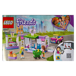 Notice / Instruction Lego Friends 41362
