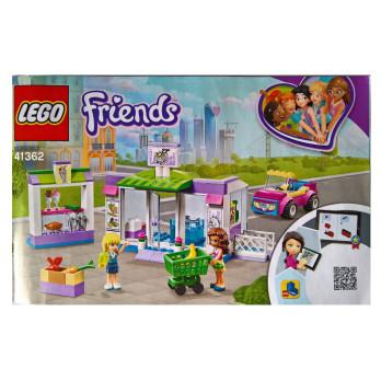 Notice / Instruction Lego Friends 41362 notice-instruction-lego-friends-41362 ici :