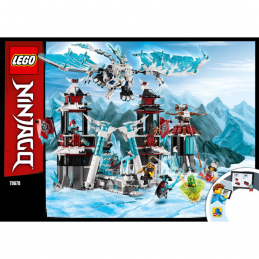 Notice / Instruction Lego Ninjago 70678