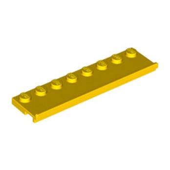 LEGO 6267053 PLATE 2X8 W/GLIDING GROOVE - JAUNE lego-6267053-plate-2x8-wgliding-groove-jaune ici :