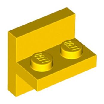 LEGO 6253273 BRIQUE 1X2X2 MILIEU - JAUNE