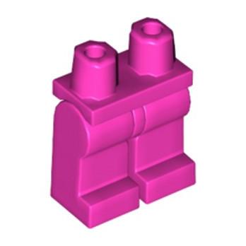 LEGO 6262290 JAMBE - ROSE