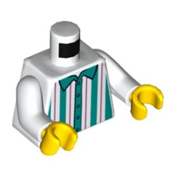 LEGO 6270480 TORSE CHEMISE RAYE