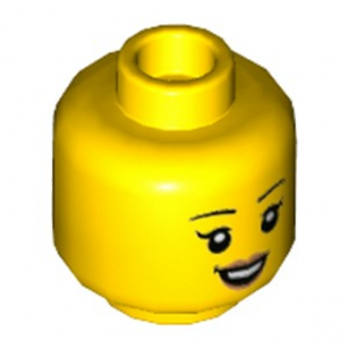 LEGO 6270320 TÊTE FEMME