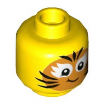 LEGO 6270441 TÊTE ENFANT / MAQUILLAGE