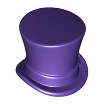 LEGO 6265728 CHAPEAU HAUT DE FORME - MEDIUM LILAC lego-6265728-chapeau-haut-de-forme-medium-lilac ici :