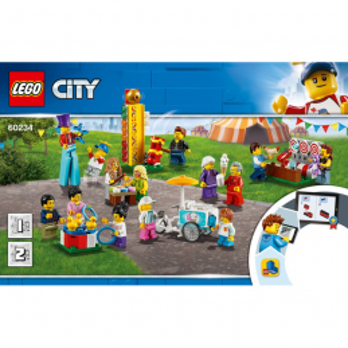 Notice / Instruction Lego City 60234