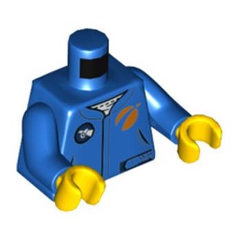 LEGO 6268036 AGENT SPATIALE - BLEU